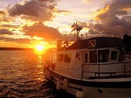 mar y barco