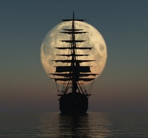 barco noche