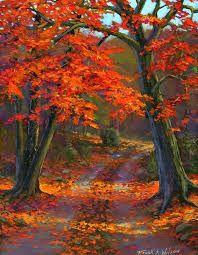 monet otoño