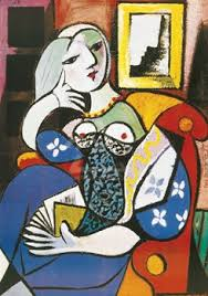 mujer. picasso