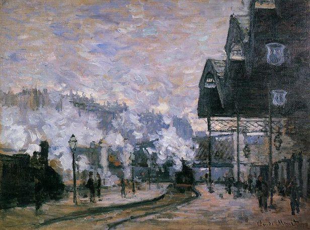 trenes claude_monet_-_saint-lazare_station_the_western_region_goods_sheds