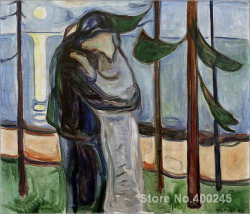 beso-Edvard-Munch