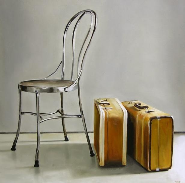 sillas-con-maletas-pintadas