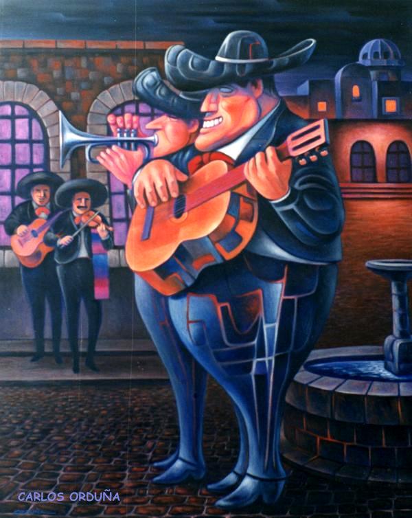 15-Los mariachis