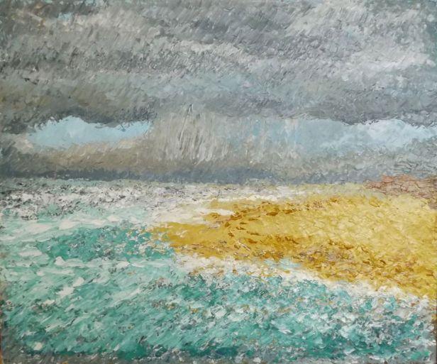 paisaje 1 Carlos Scafino