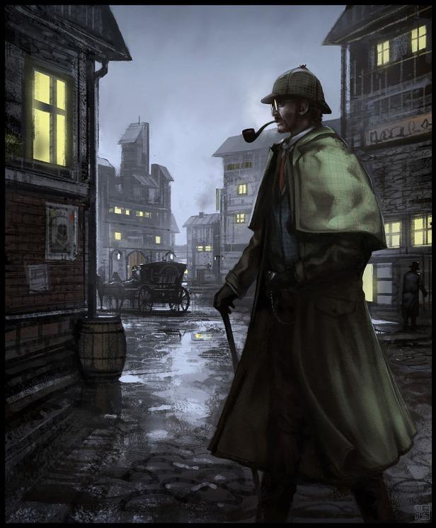 Sherlock_Holmes_by_Hideyoshi
