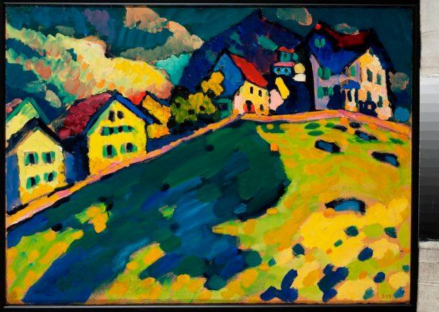 Murnau, Paisagem Estival