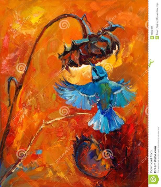 colibrí ко-ибри-39091895