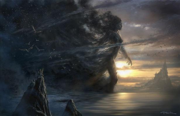 Diosa de la noche nicte