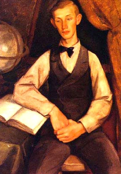 estudiante Emilio Centurión