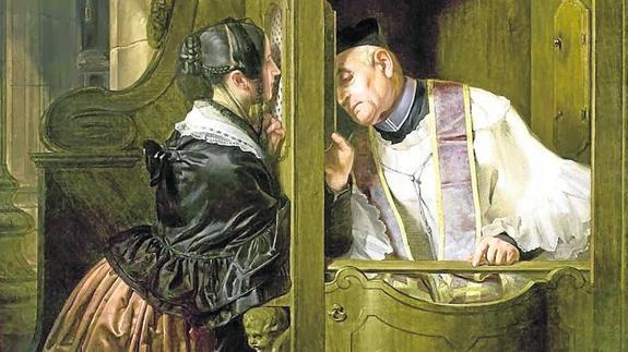 confesionario,