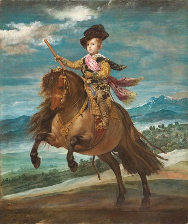 el príncipe Velazquz