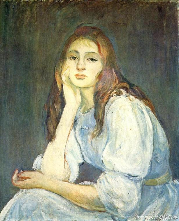 mujer retrato