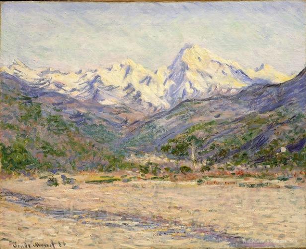 paisaje montaña