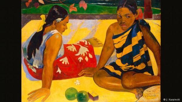 madre de Gauguin