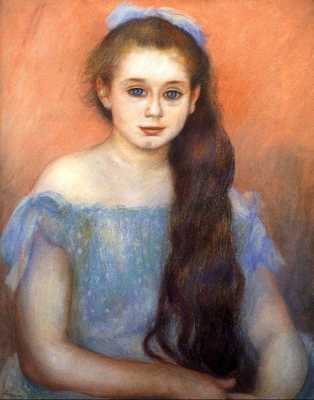 Renoir.muchacha
