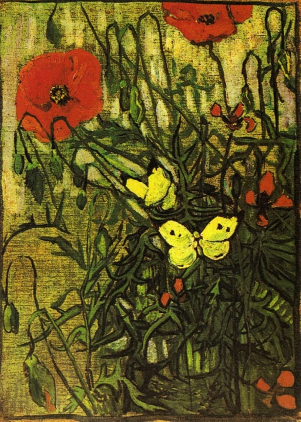 Vangogh mariposas