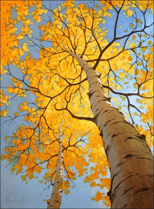 árbol de luz