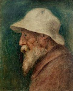 Renoir. autoretrato