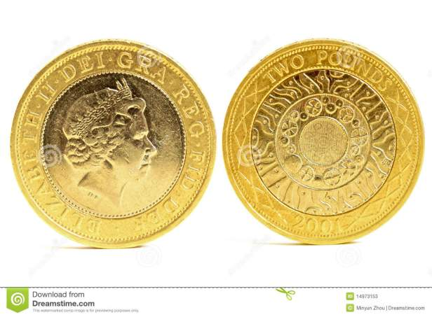 dos-monedas-de-libra-14973153