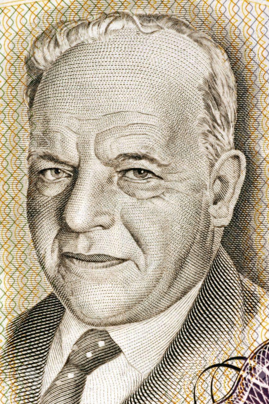 jaim-najman-bialik-1873-1934-el-10-de-lirot-1968-billete-de-israel-poeta-judío