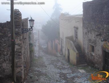 pueblo fantasma