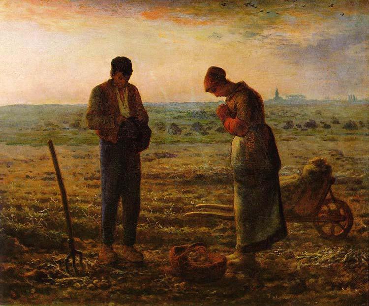 Millet pintura