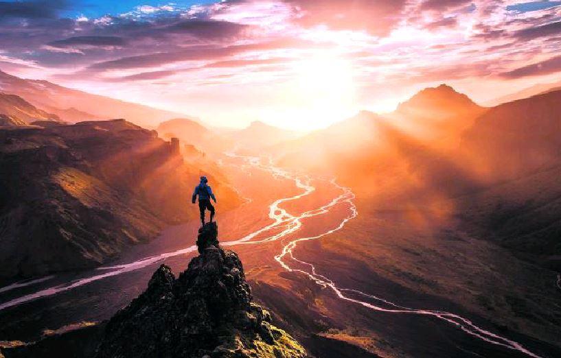 Resultado de imagen para la fe mueve montañas