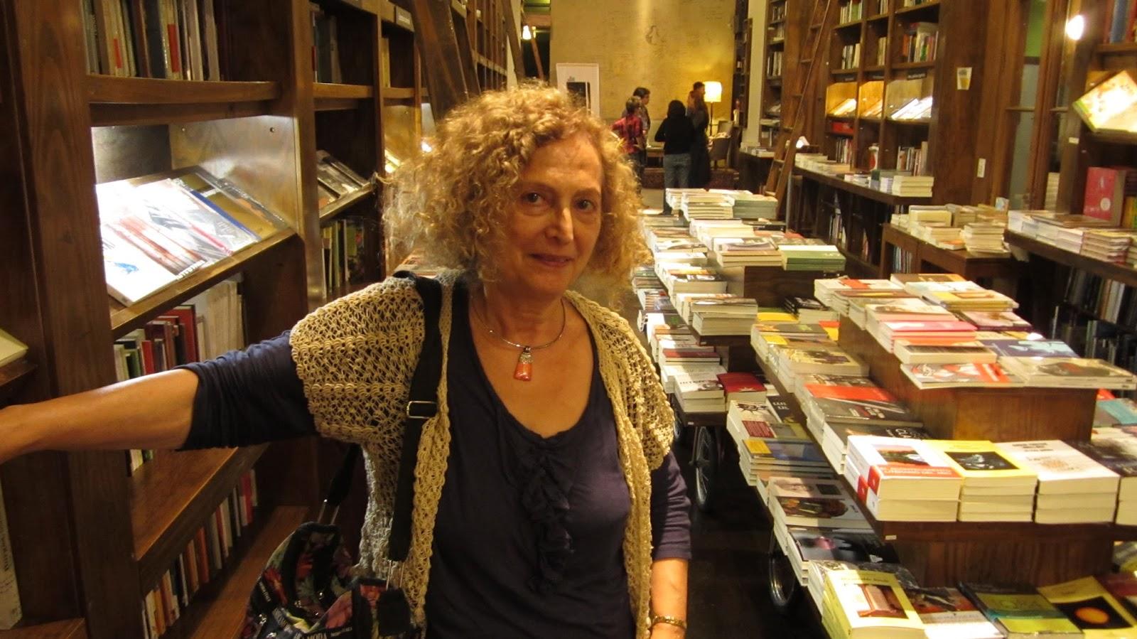 Entretiens Lectures d'ailleurs: María Elena Lorenzin (Argentine)