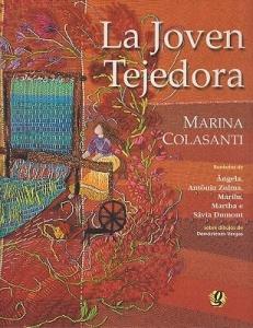 Carátula de La Joven Tejedora (Mariana Colasanti - 2004)