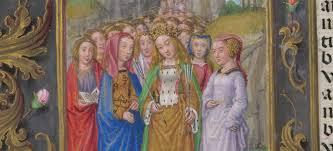 Base de Datos Digital de Iconografía Medieval